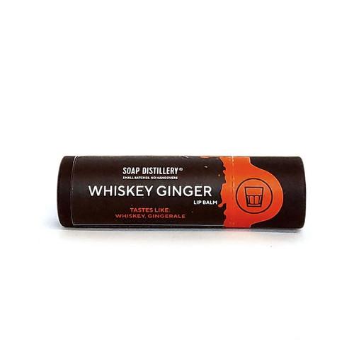Whiskey Ginger Lip Balm