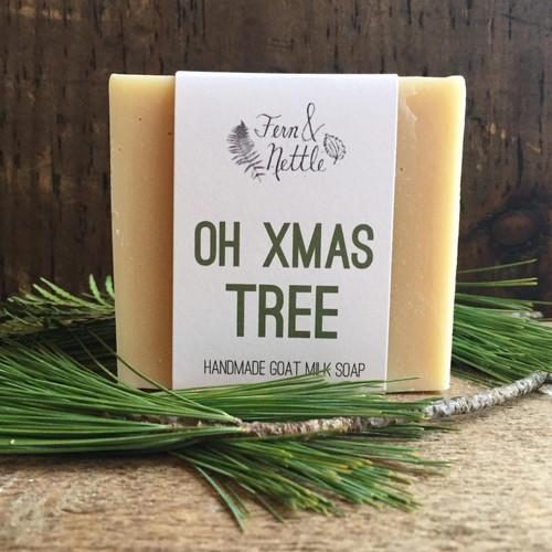 Oh Xmas Tree Soap