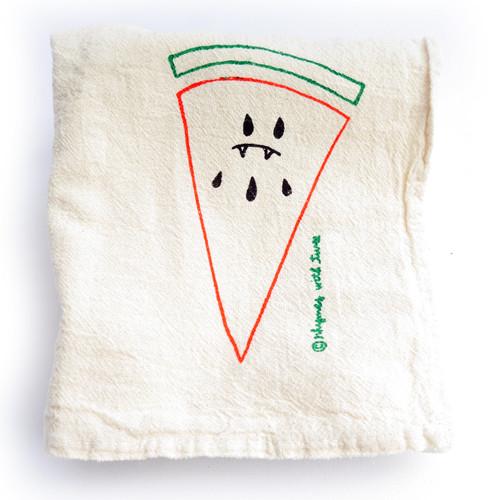 Watermelon Tea Towel