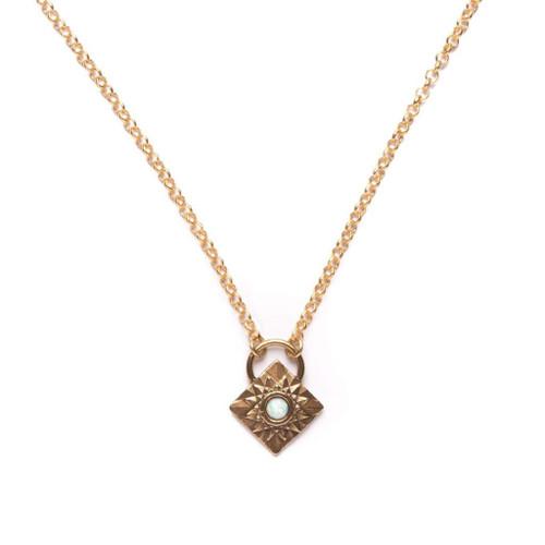 Opal Luminary Necklace