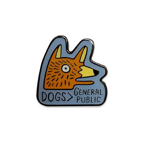 Dogs > General Public Pin