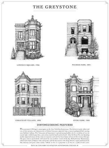 The Greystone Print