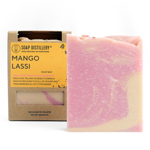 Mango Lassi Soap Bar