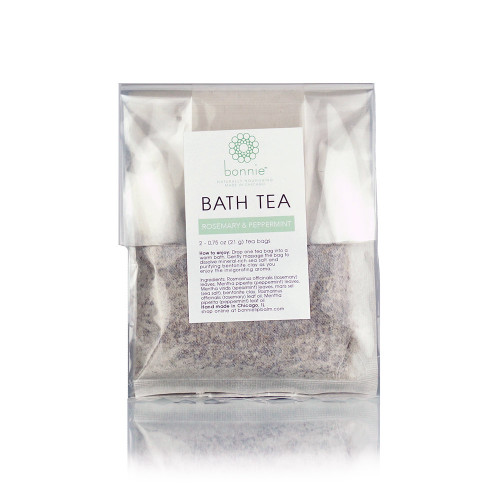 Bath Tea - Rosemary & Peppermint