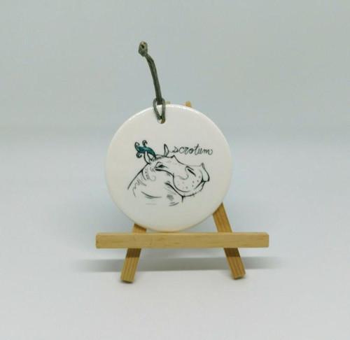 Scrotum Ornament