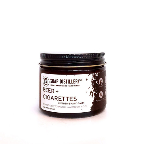 Beer + Cigarettes Intensive Hand Balm