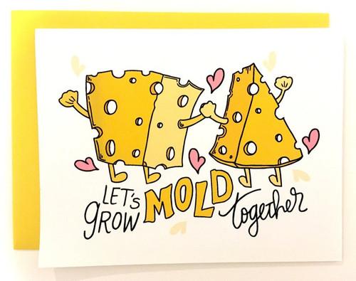 Grow Mold Together Card