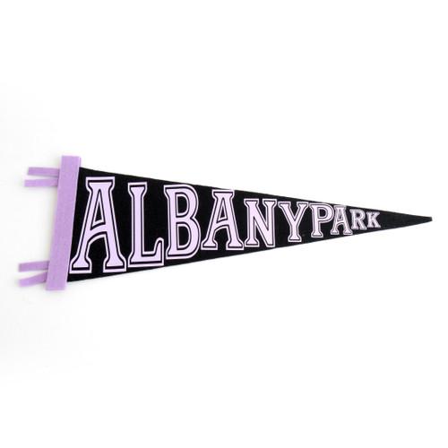 Albany Park Pennant
