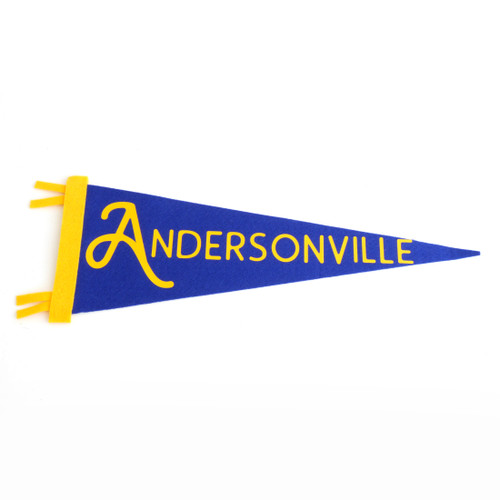 Andersonville Pennant
