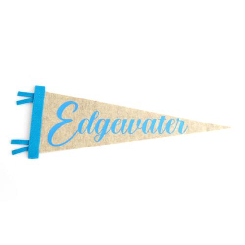 Edgewater Pennant