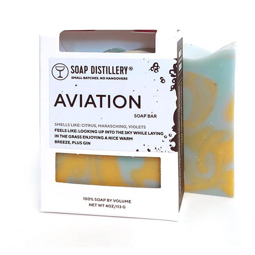 Aviation Soap Bar