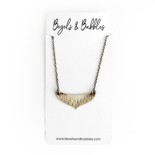 """Hayal 22"""" Chain Necklace"""