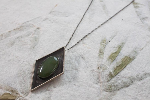Diamond Adventurine Pendant