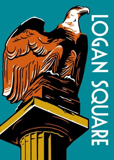 Logan Square Poster