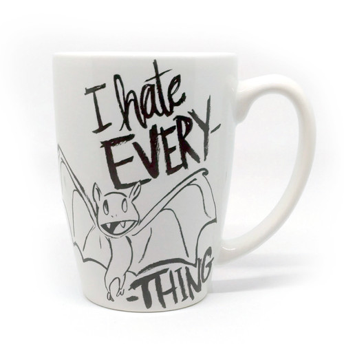 I Hate Everything Mug