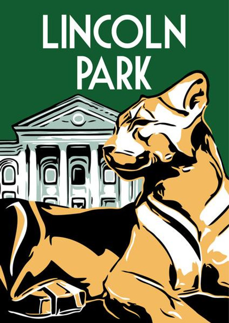 Lincoln Park Poster