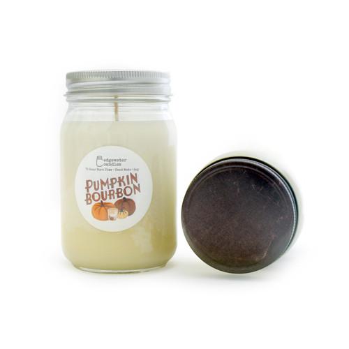 Pumpkin Bourbon Candle