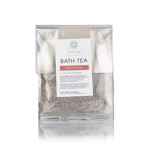 Bath Tea - Rose De Mai