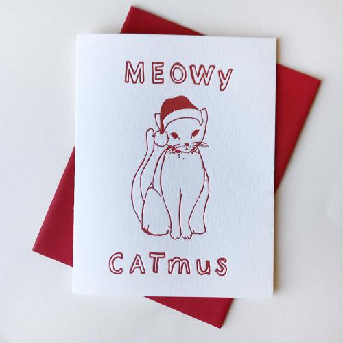 Meowy Catmus