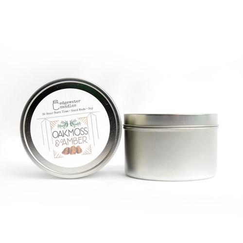 Oakmoss And Amber Travel Tin