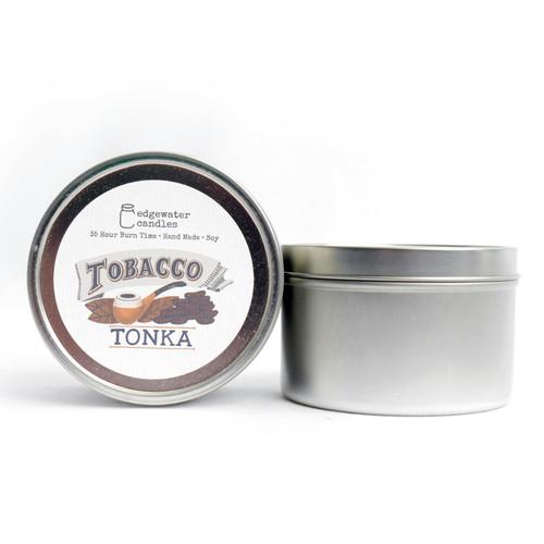Tobacco Tonka Travel Tin
