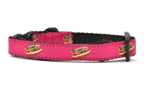 Hot Dog Collar Pink - CAT Breakaway