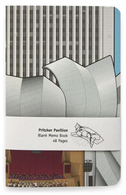 Pritzker Pavilion Notebook