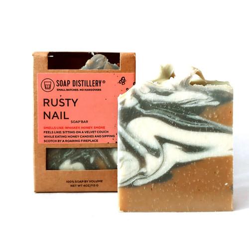 Rusty Nail Soap Bar
