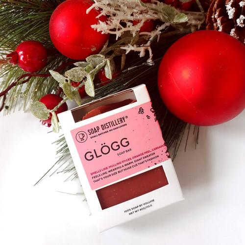 Glogg Soap Bar