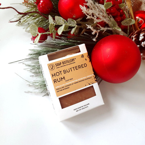 Hot Buttered Rum Soap