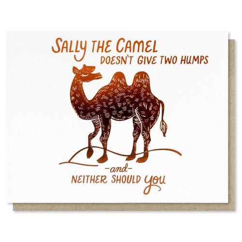 Sally The Camel Card