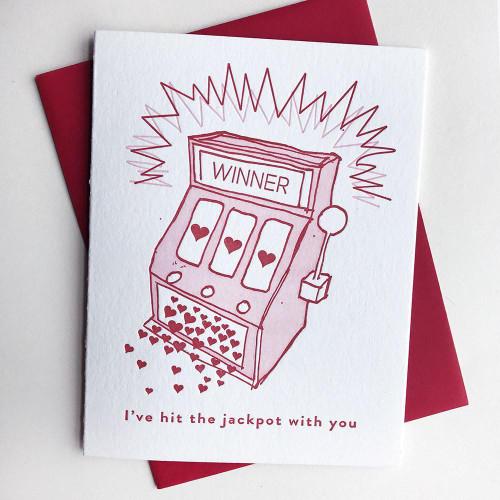Love Jackpot Card