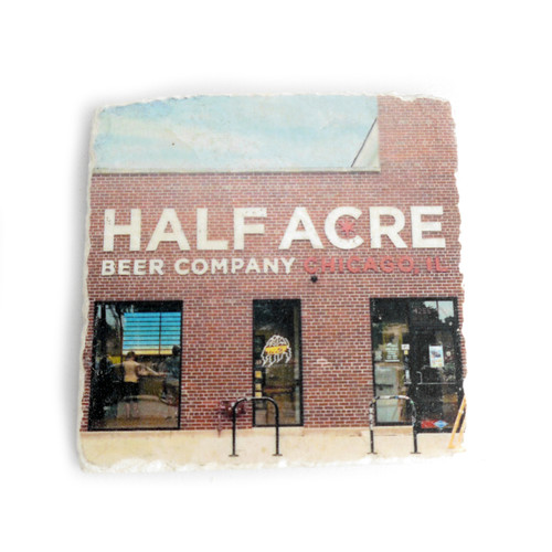 Half Acre Tile Coaster