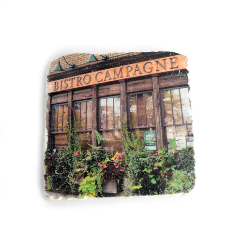 Bistro Campagne Tile Coaster