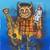 """A Rocking Rumpus"" 5 color 16x20 screenprint. Dedicated to the genius of Maurice Sendak"