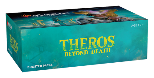 Draft Booster Box -- Theros beyond Death