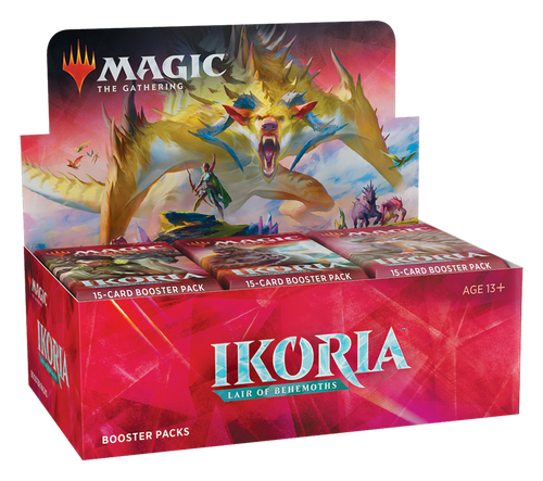Draft Booster Box -- Ikoria (Japanese)