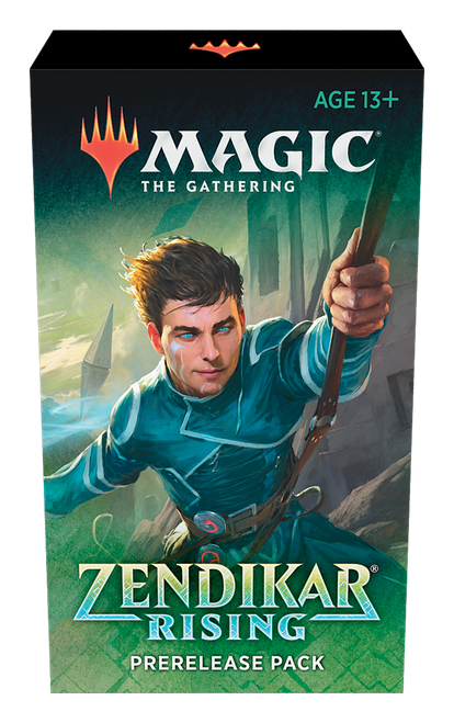 Prerelease Kit -- Zendikar Rising