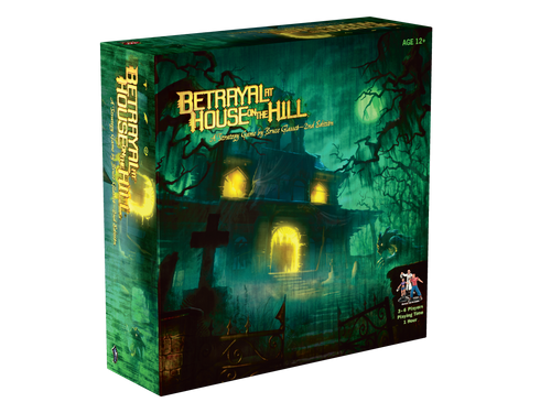 Betrayal at House on Haunted Hill