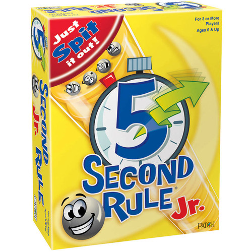 5 Second Rule Jr