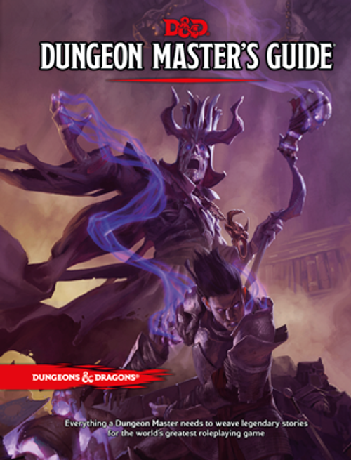 D&D - Dungeon Masters Guide