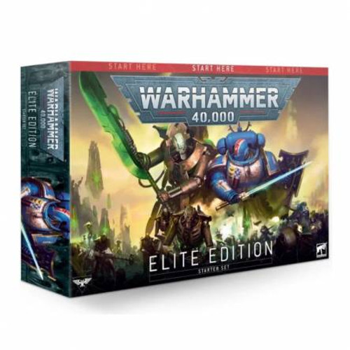 Warhammer 40K Elite edition