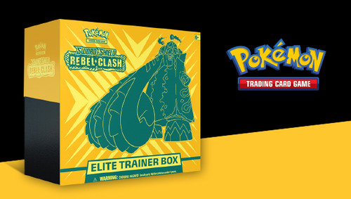 Pokemon Elite trainer -- Rebel Clash
