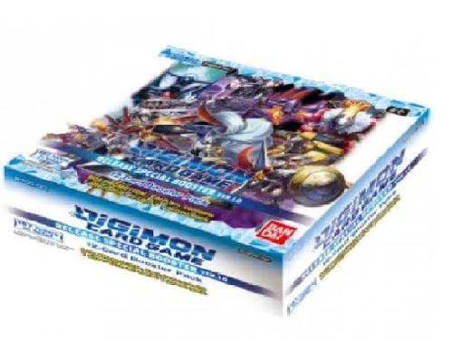 Digimon Booster Box (Special Pre-Release edition)