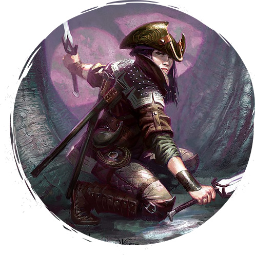 D&D / RPG games