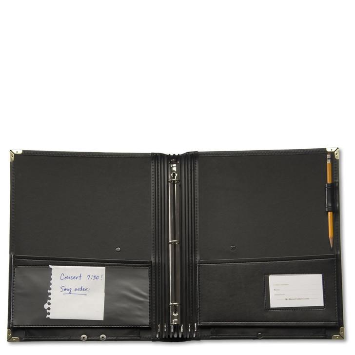 Maestro Leather Choir Folder