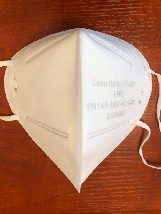 FFP2 Medical Safety Mask open
