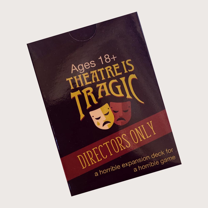 Theater is Tragic Directors Pack