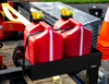 Buyers LT30 Gas Container Rack For Landscaping Trailers, Garages, Sheds, Construction Vehicles Picture # 4