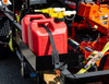 Buyers LT30 Gas Container Rack For Landscaping Trailers, Garages, Sheds, Construction Vehicles Picture # 5